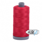 Aurifil 28 Cotton Thread - 2250 (Pillar Box Red)